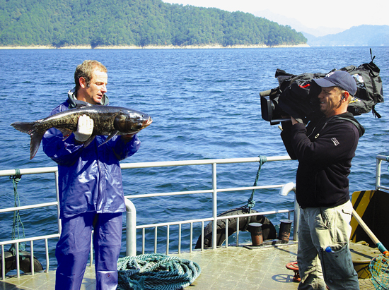 英国媒体聚焦千岛湖渔业