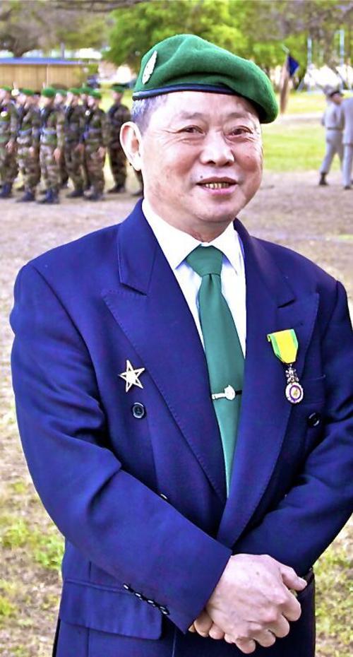 胡永多:获得法国总统签署军功勋章的首位中国人